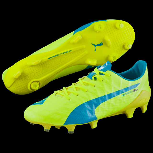 a50fed39cf0 PUMA Launch new evoSPEED SL-S Football Boot - CleverMunkey ...