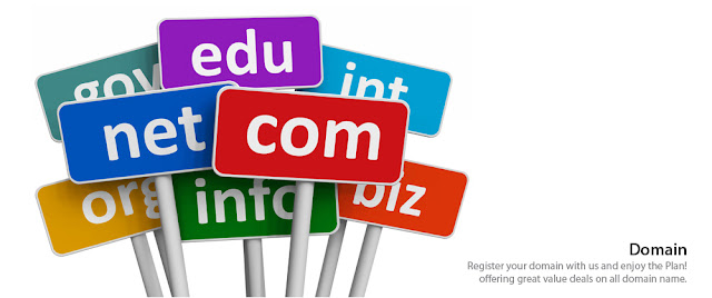 pengertian domain dan hosting