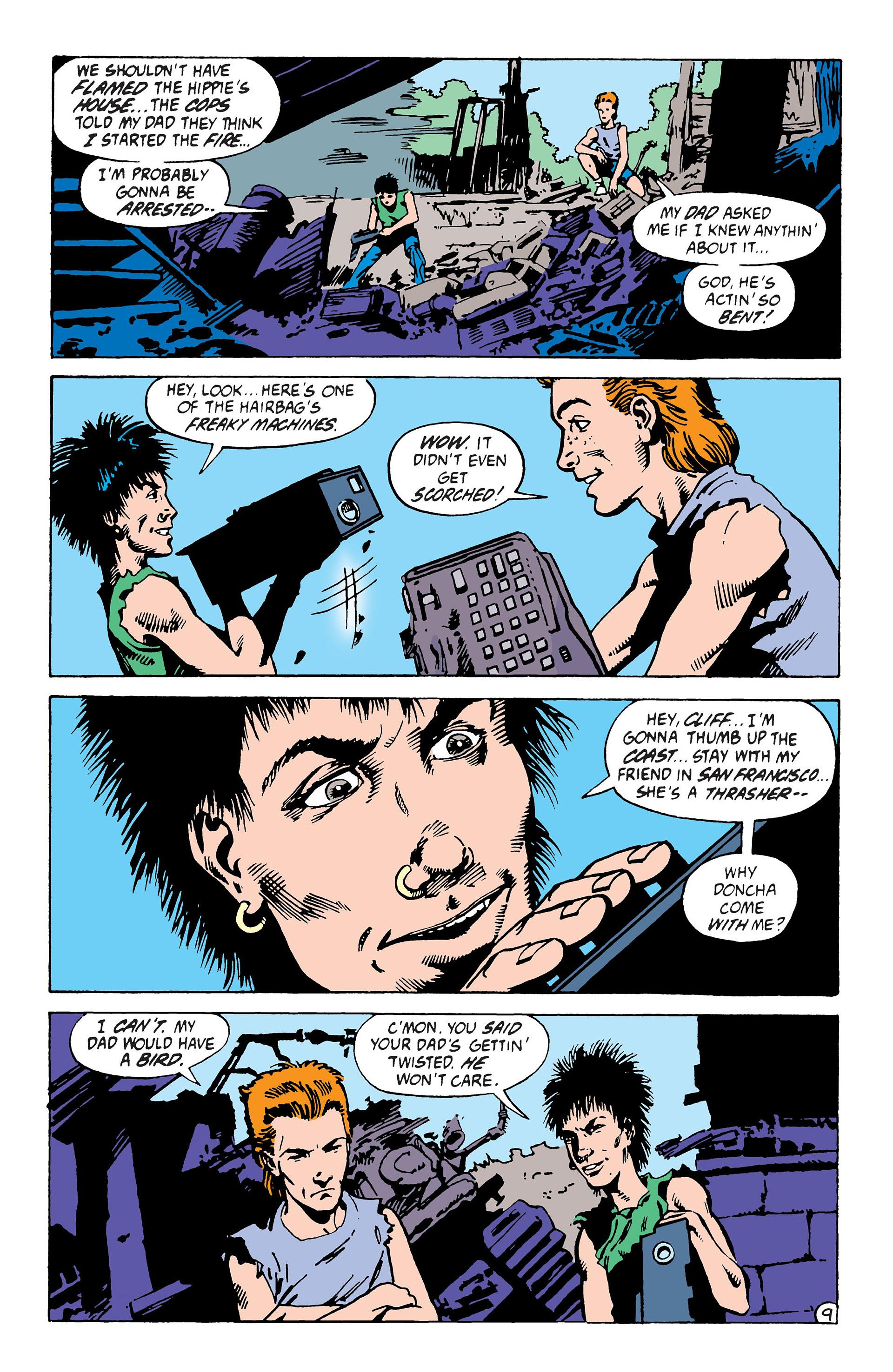 Read online Animal Man (1988) comic -  Issue #39 - 10