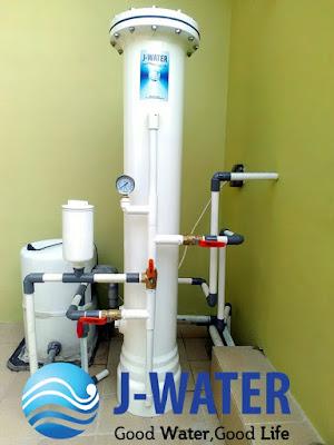 filter air sumur sidoarjo surabaya