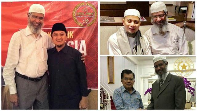 Garda Aswaja Ancam Bubarkan Acara Dr Zakir Naik di Bekasi