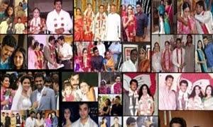 Inter Caste Marriage Of Indian Celebrities
