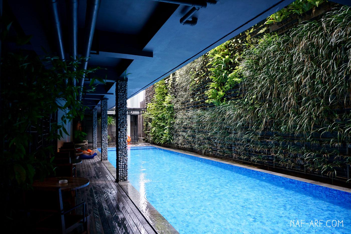 Daun Bali Seminyak Hotel, Bali