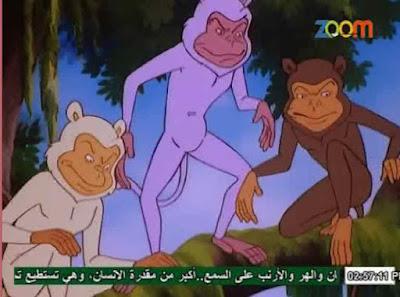 قناة اطفال جديدة على النايل سات زووم اطفال 2018
