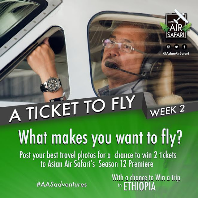 A Ticket to Fly: Join Asian Air Safari's photo contest for a chance to fly to Ethiopia!