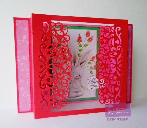 Tutorial: Valentine Box Card