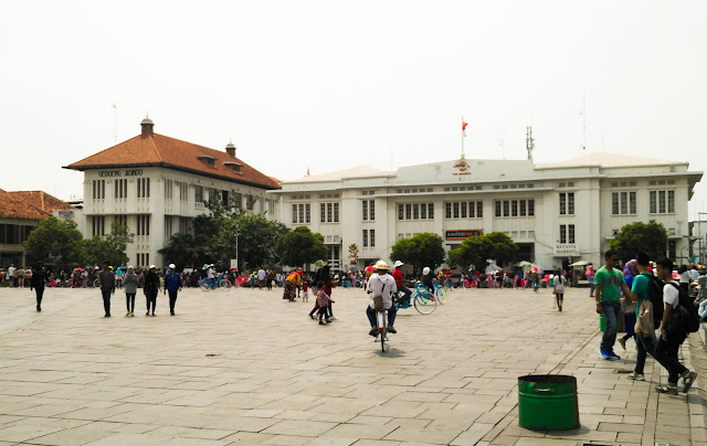 Menikmati Memori Di Jakarta Saat Pertama Jadi Backpacker