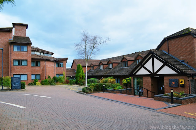 The Abbey Hotel Redditch Birmingham