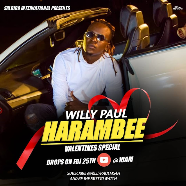 Willy Paul - Harambee (Harambe)