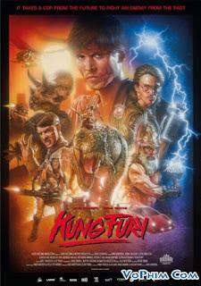 Phim Nộ Khí Xung Thiên-Kung Fury (2015) [Full HD-VietSub]
