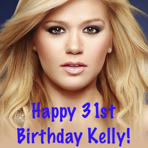 #ModelBehavior: Happy Birthday @Kelly_Clarkson