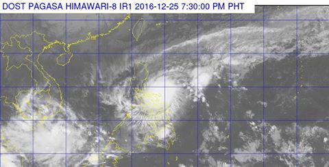 PAGASA Typhoon Nina