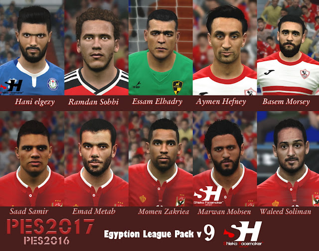 PES 2017_Egyption League Pack V_9_by_princeshieka