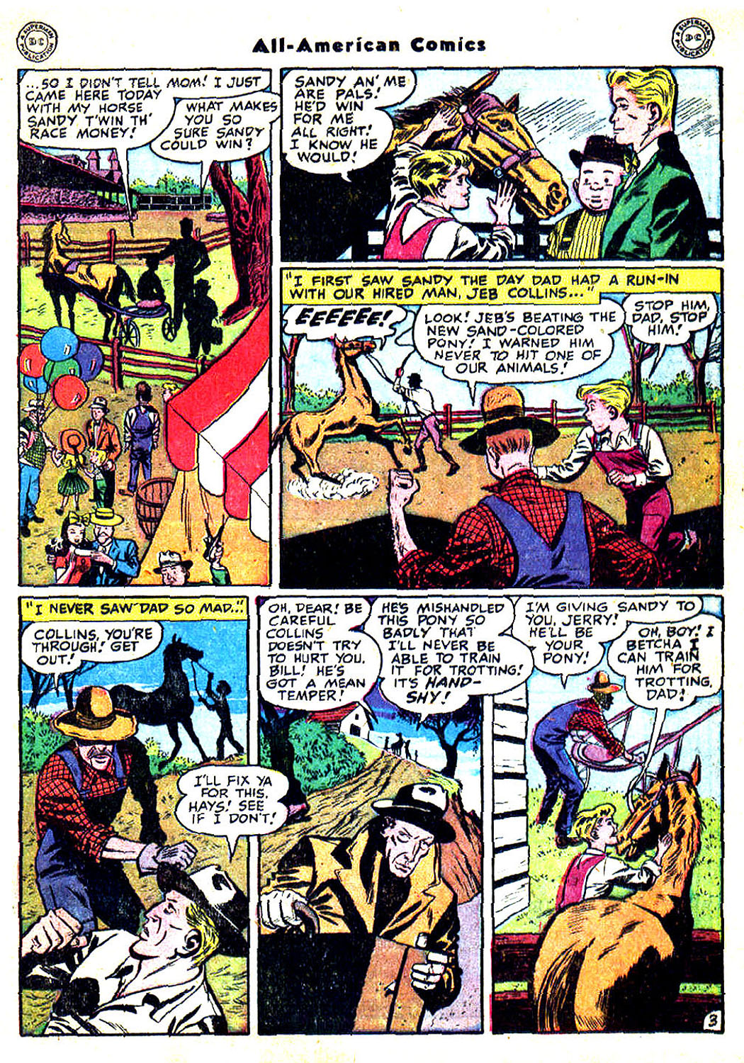 Read online All-American Comics (1939) comic -  Issue #97 - 5