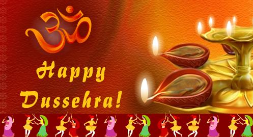 Happy Dussehra Status Wishes for Facebook