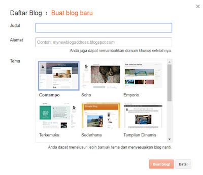 GRATIS! Cara Membuat Website Pribadi Hanya dalam 5 Menit