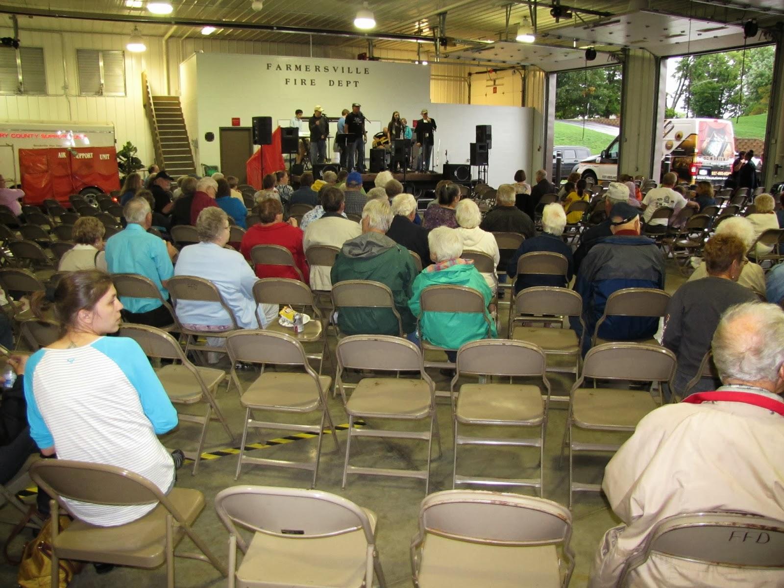 Pinehaven - Farmersville, Ohio: Kevin Patton Benefit