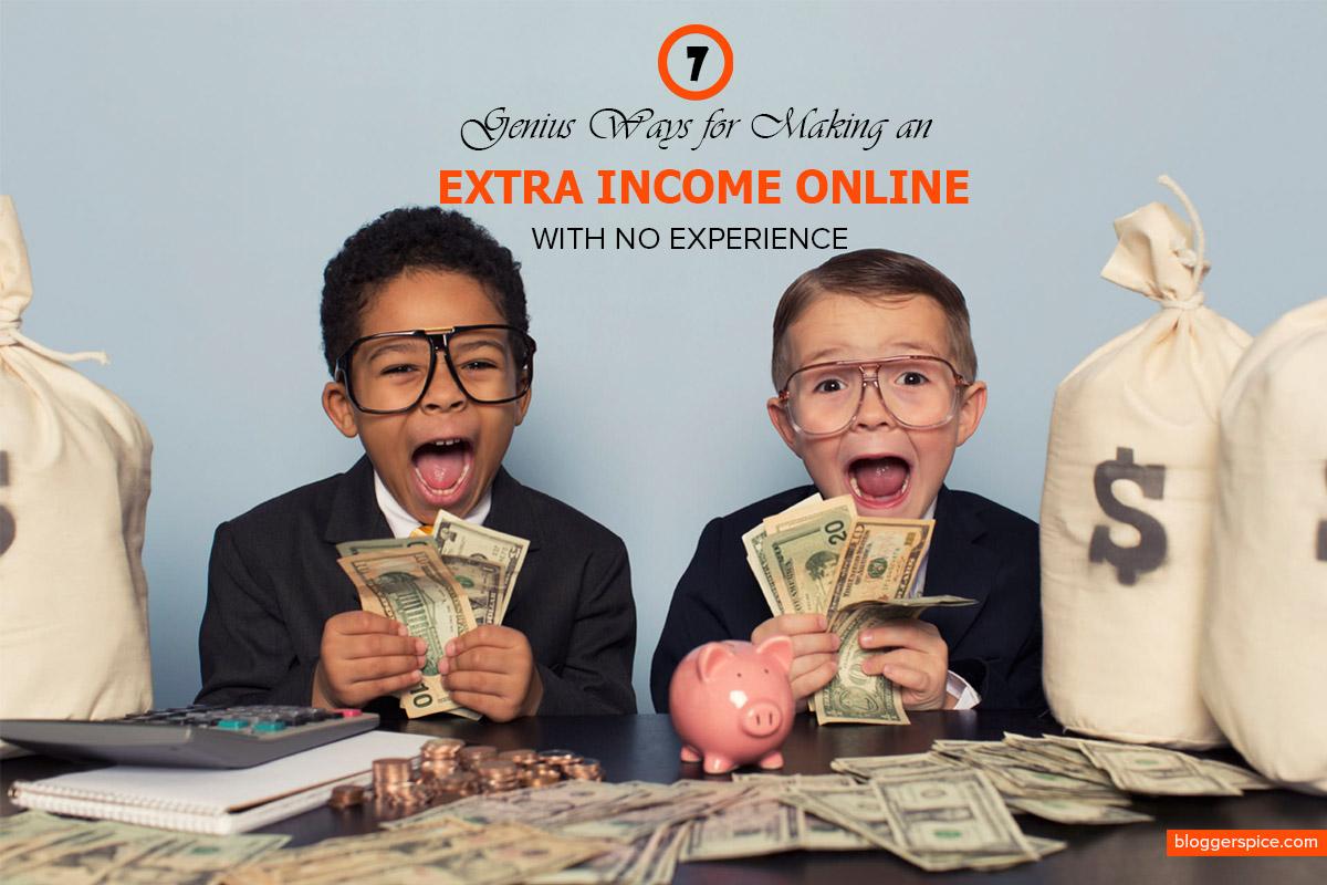 100+ Genius Ways to Make Extra Money
