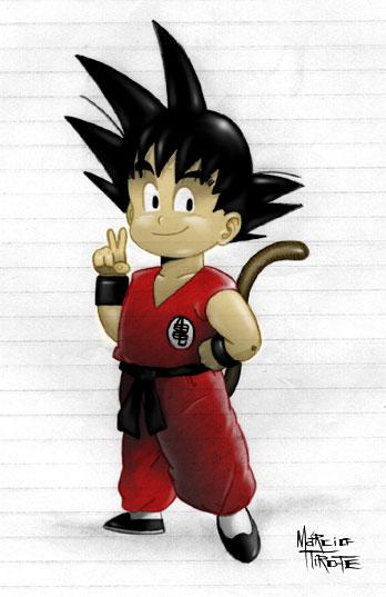 Marcio Tirote Goku