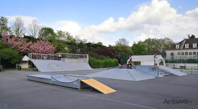 Skate park Puteaux