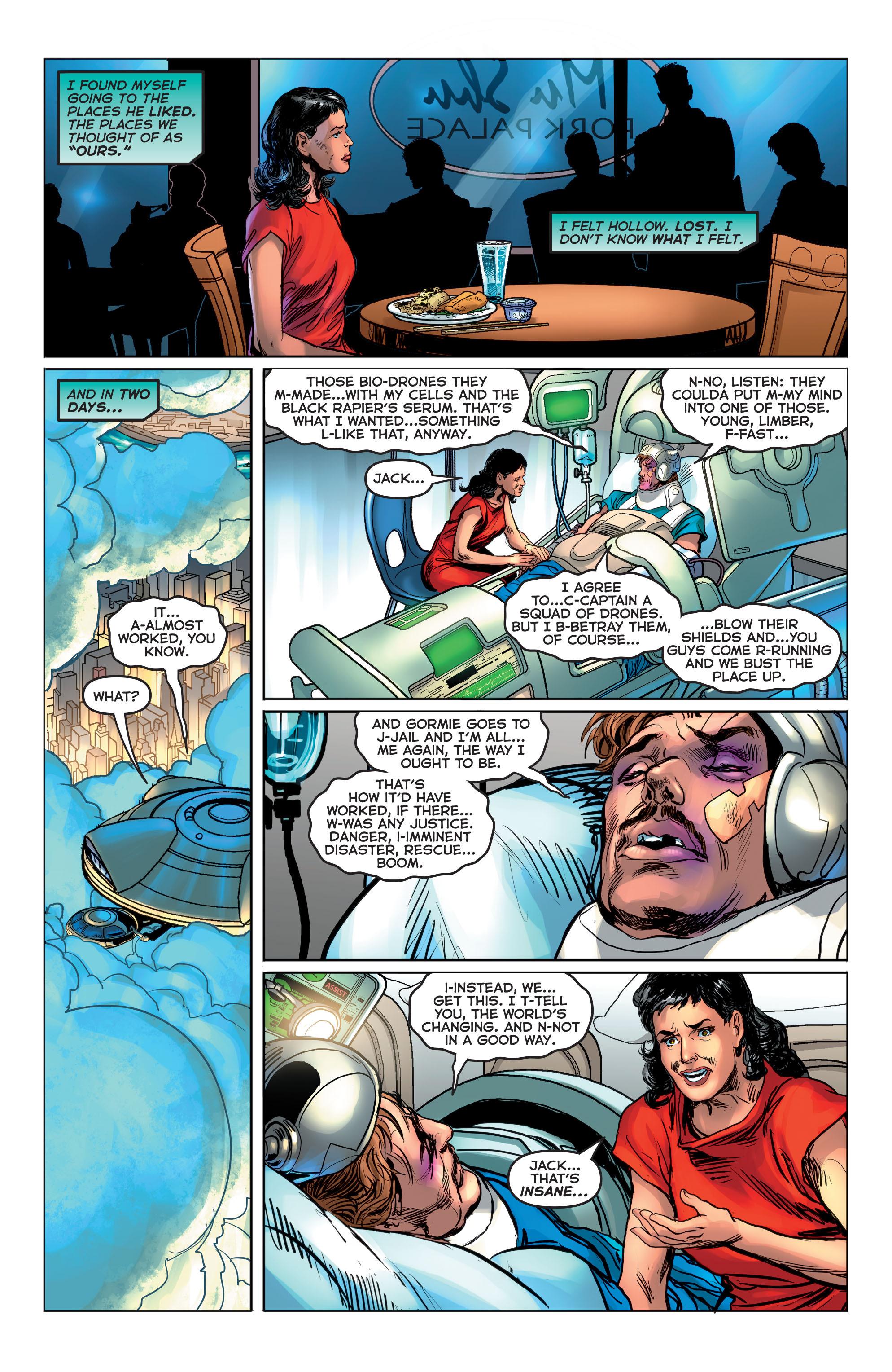 Read online Astro City comic -  Issue #21 - 11