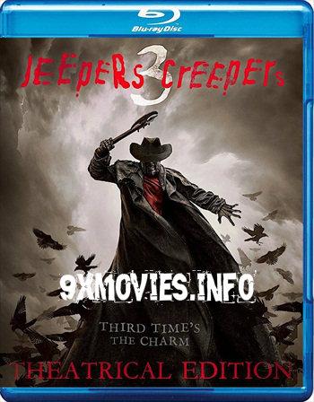 Jeepers Creepers III 2017 English 480p BRRip 300MB ESubs
