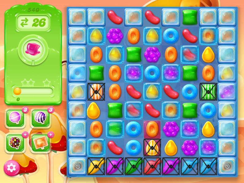 Candy Crush Jelly Saga 540