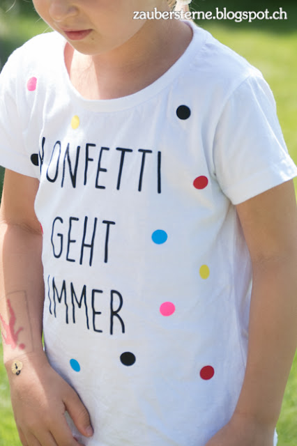 Kitsch und Krempel, Kindergeburstag, DIY Blog Schweiz