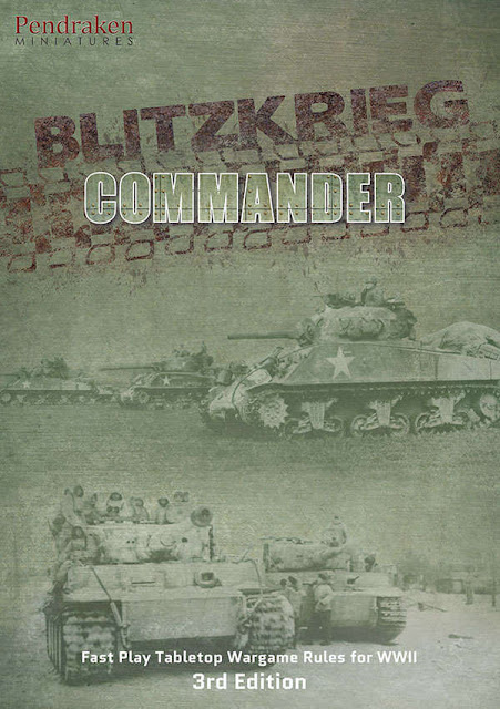 Pendraken Miniatures: New Blitzkrieg Commander III Discounted