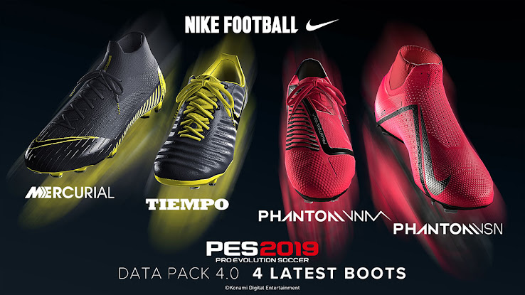 Síguenos Útil Portero  Here Is Why FIFA 19 Does Not Feature The Latest Nike Boots - Footy Headlines