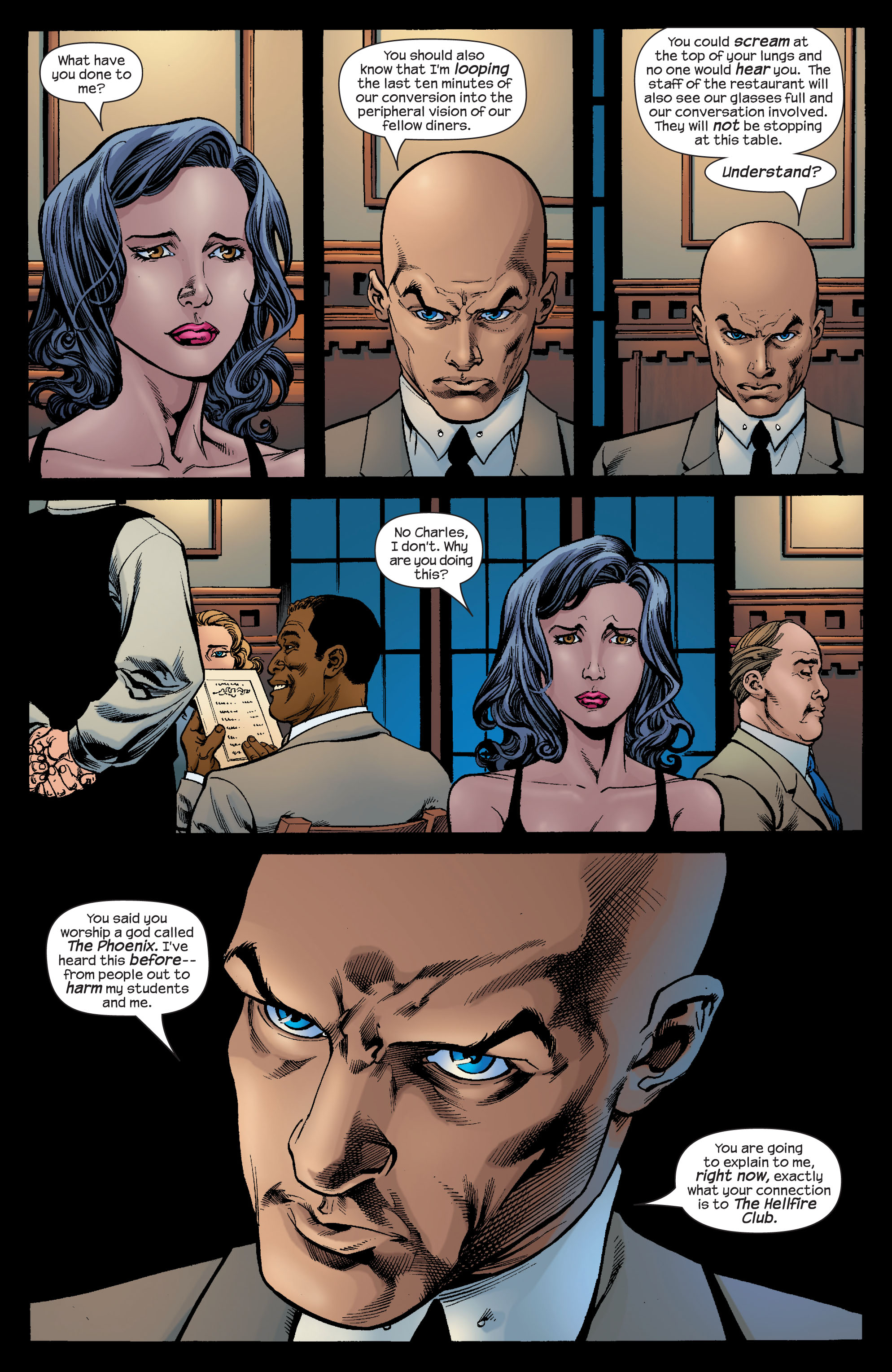 Read online Ultimate X-Men comic -  Issue #68 - 3