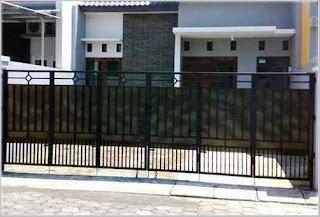 gambar pagar minimalis 2017 dan 2018
