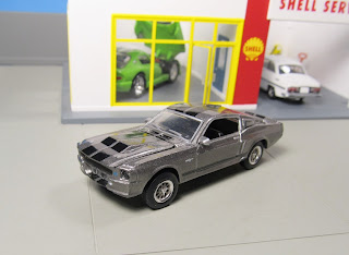 GreenLight Hollywood Hitch & Tow  Gone in 60 Seconds eleanor 1967 custom   mustang