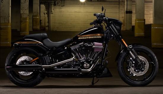 Harley Davidson CVO Prostreet Breakout