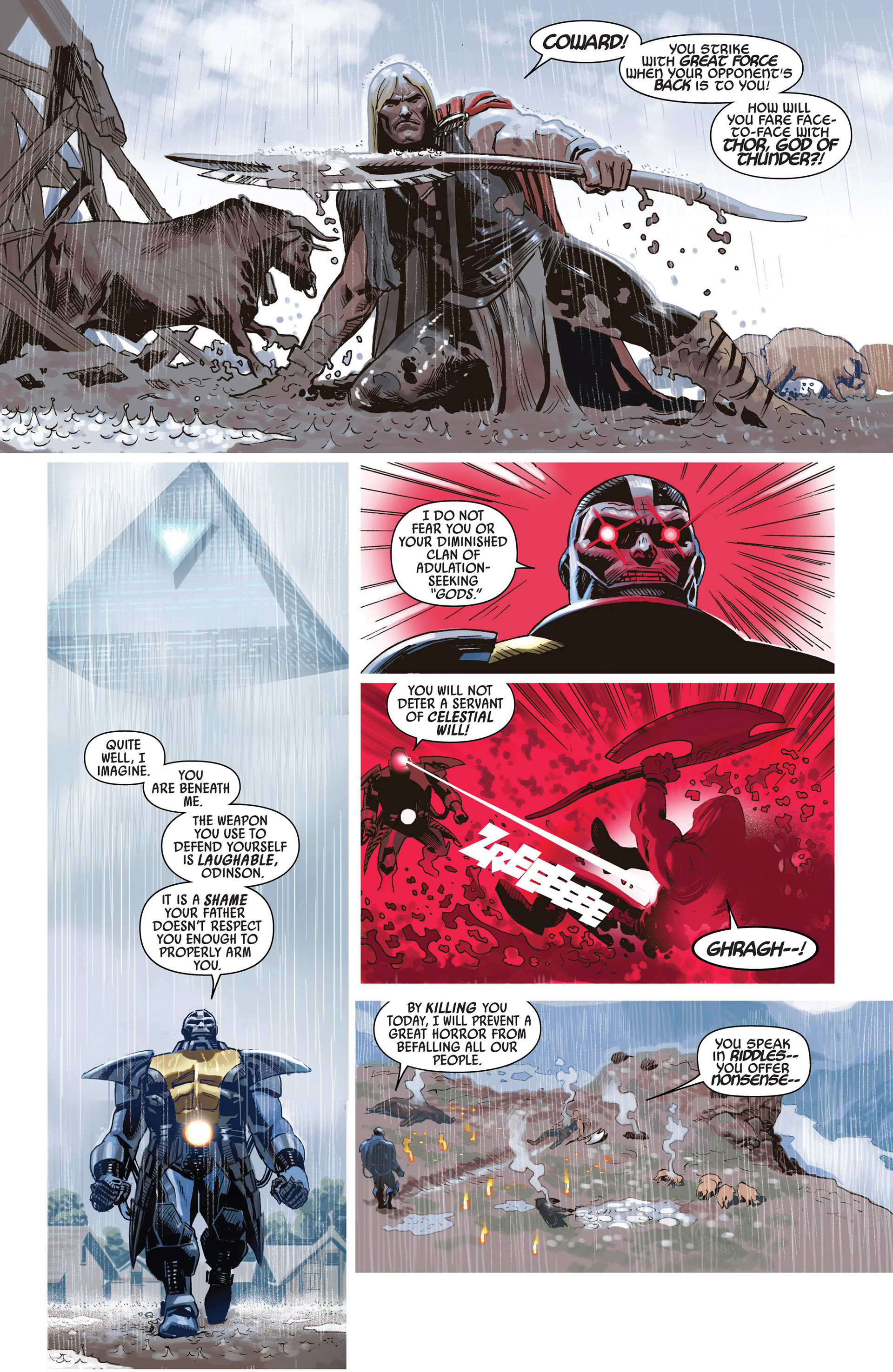 Read online Uncanny Avengers (2012) comic -  Issue #6 - 5