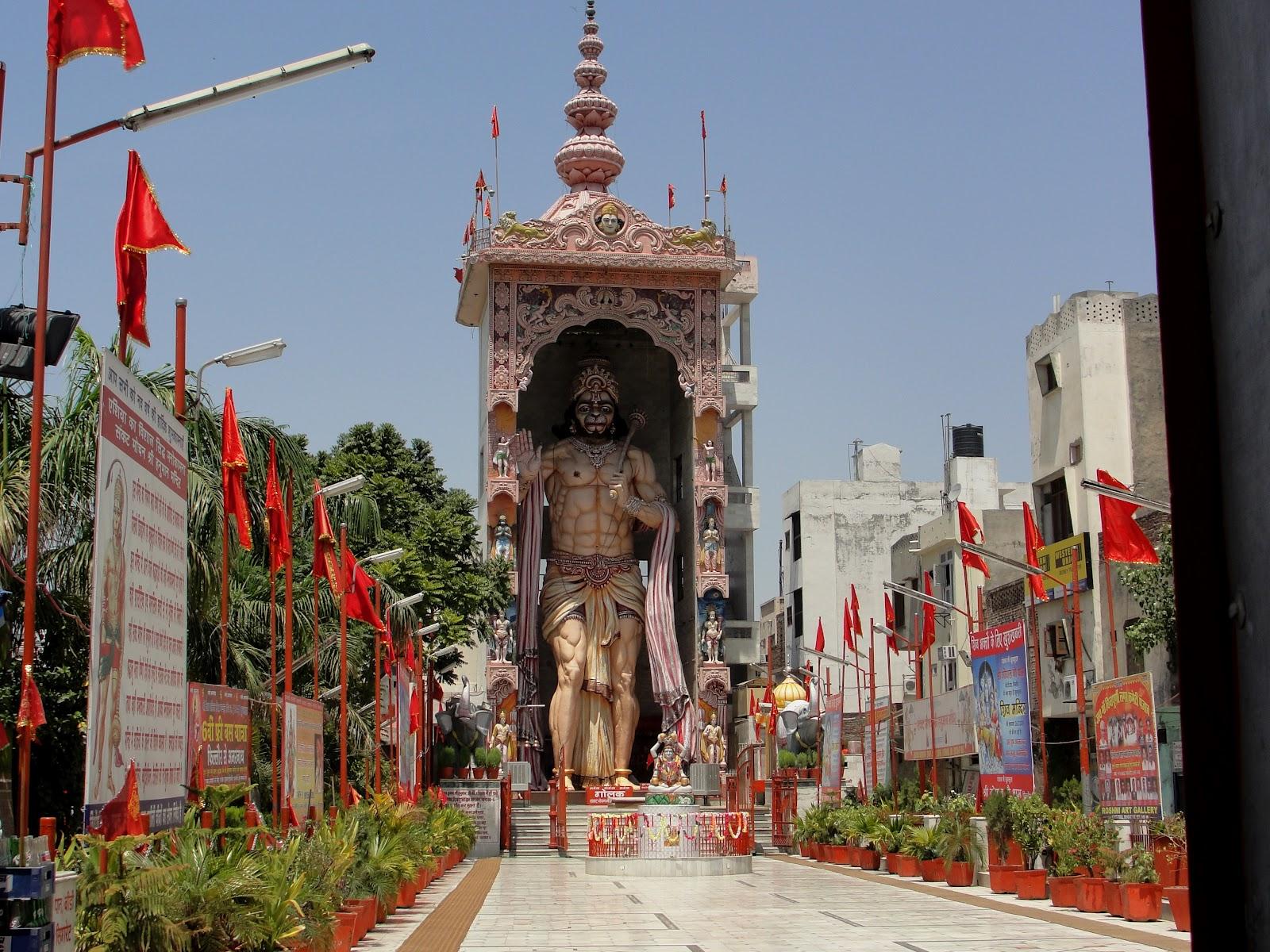 world hanuman temples