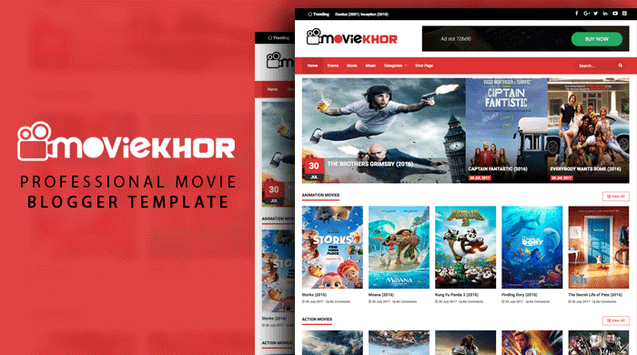 MovieKhor: Template Blog Download Movie