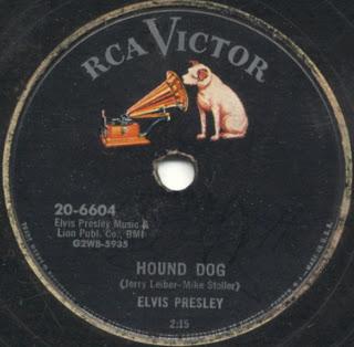 Hound Dog - Elvis Presley