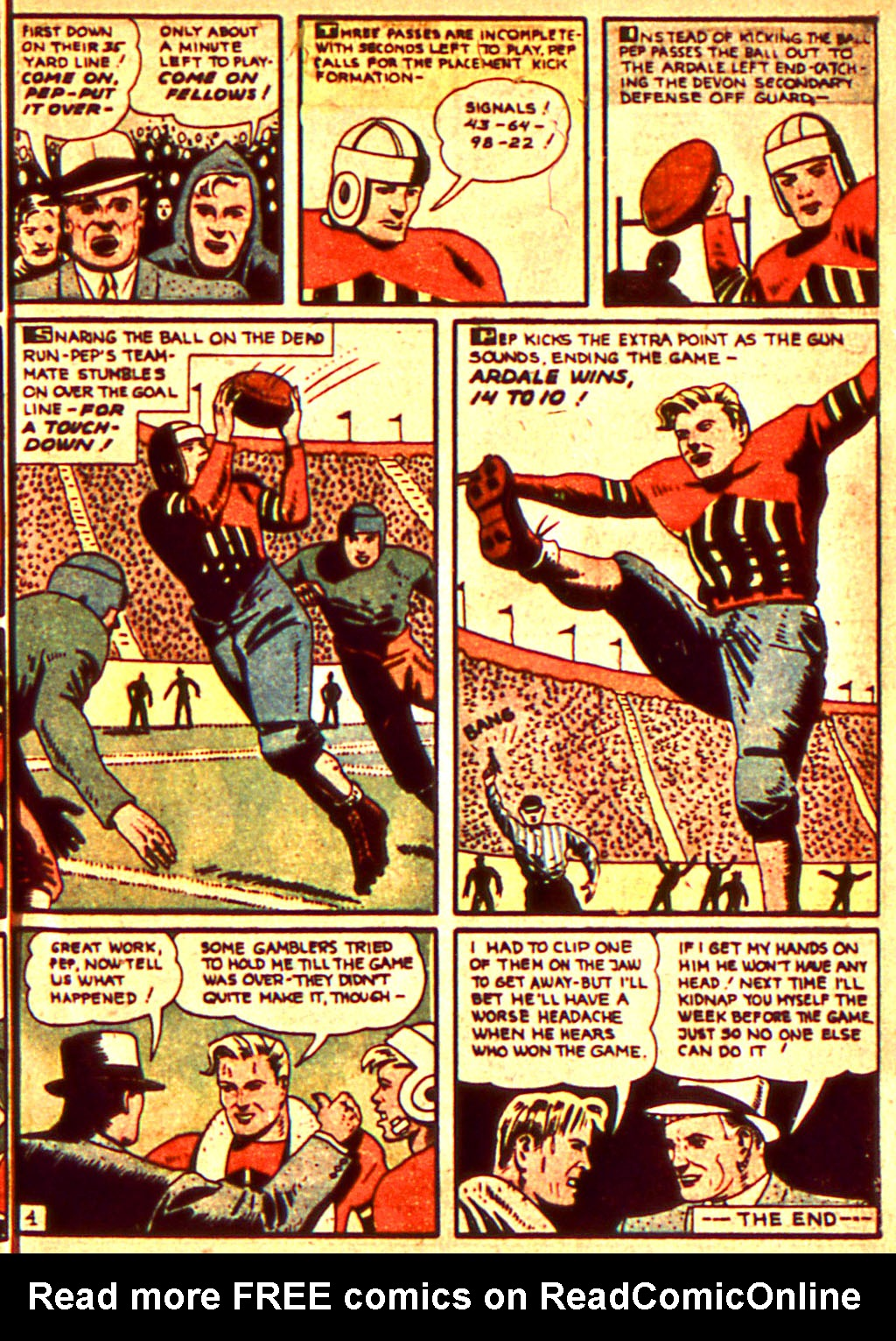 Read online Action Comics (1938) comic -  Issue #7 - 26