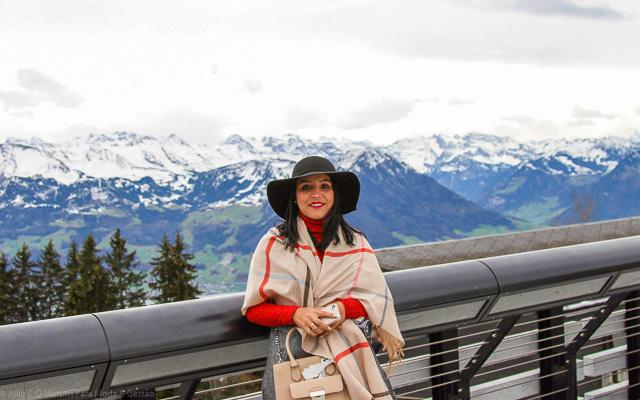 Diário de Viagem: Monte Rigi, na Suíça