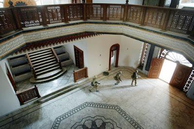Σε Μουσείο μετατρέπεται το παλάτι του Σαντάμ στη Βασόρα