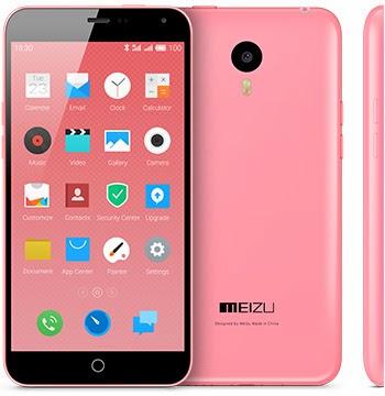 Meizu M1 Note Android Smartphone Harga Rp 3 Jutaan