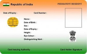 Unique ID Card