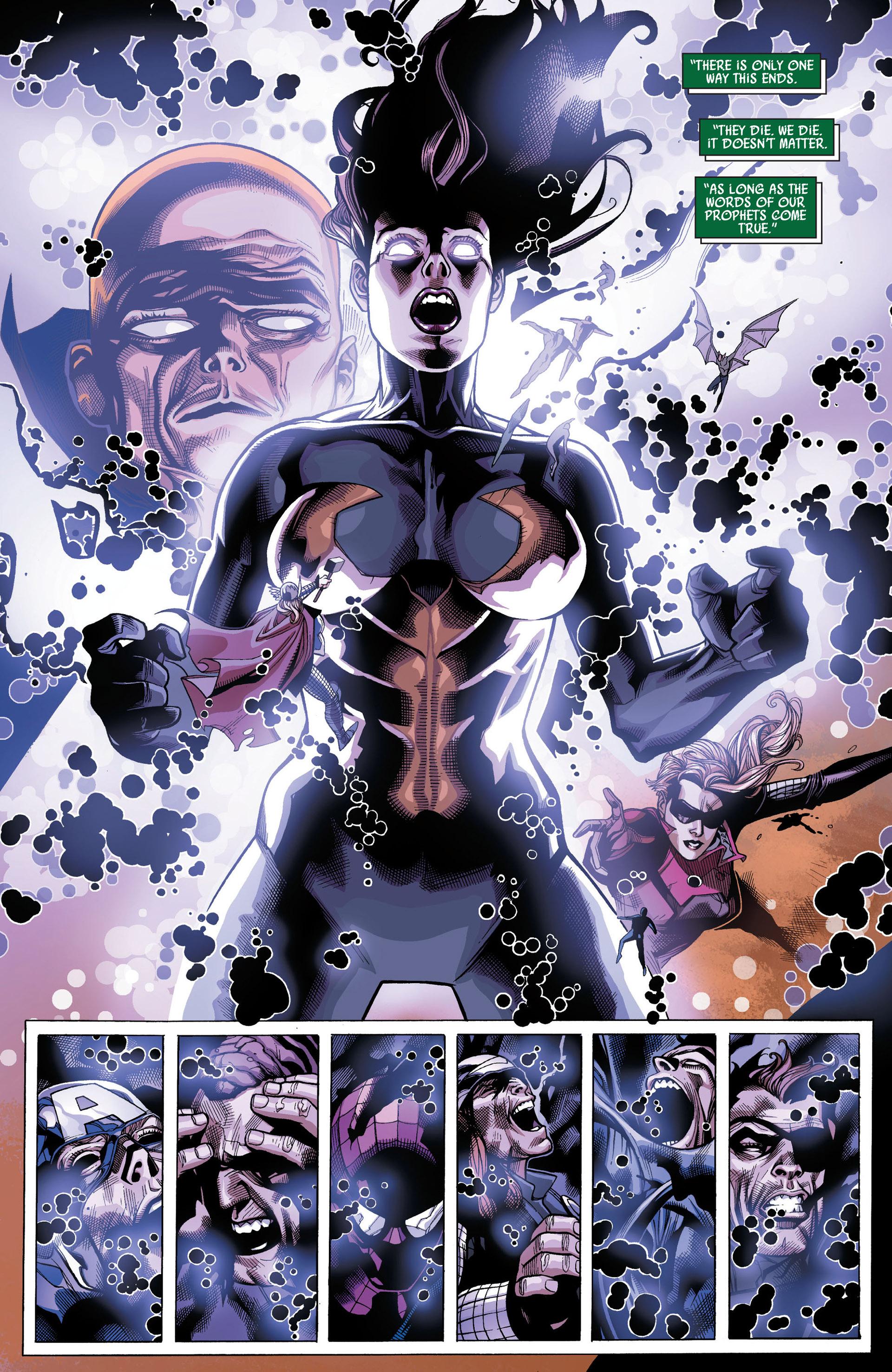 Read online Secret Invasion comic -  Issue #7 - 22