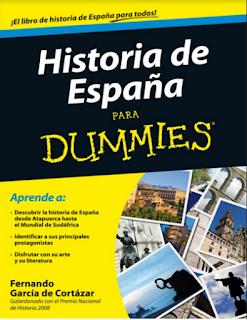 Descargar ebook pdf sobre historia gratis Historia de España para dummies García y Ruiz