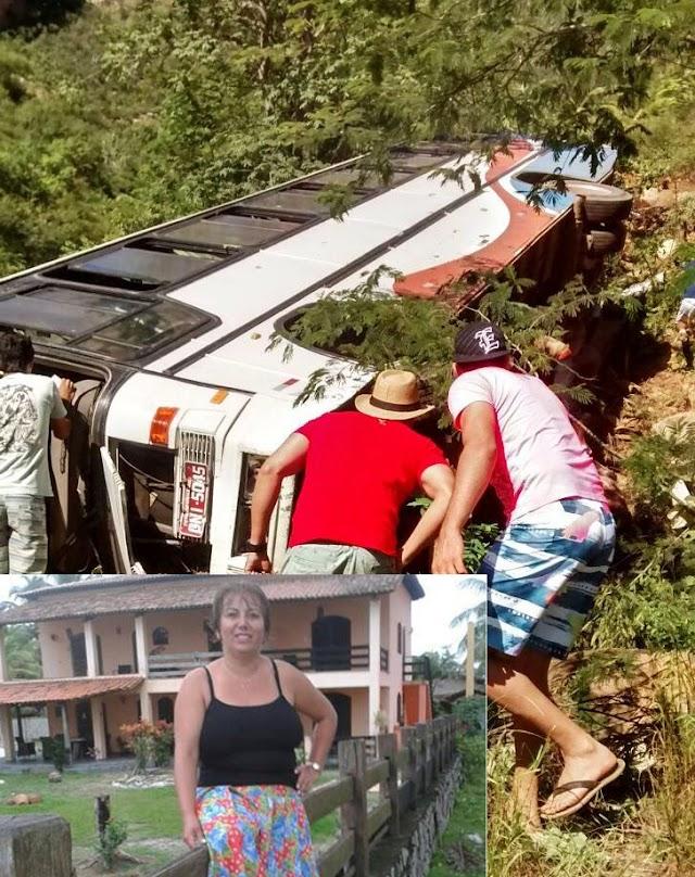 Rio de Contas: Morre segunda vítima de acidente durante o carnaval