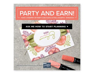 Earn Stampin' Rewards
