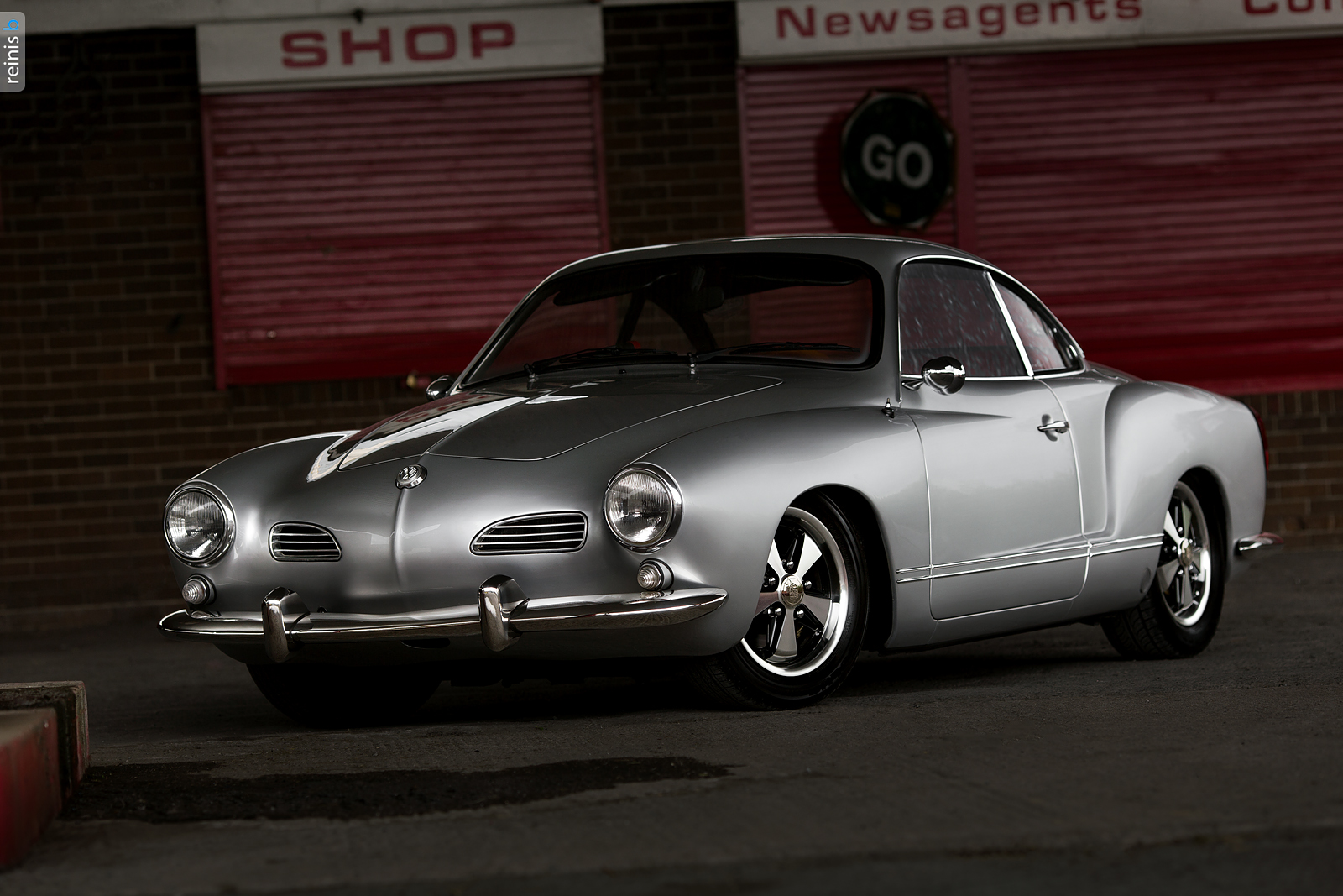 Reinis Babrovskis Photography: VW Karmann Ghia