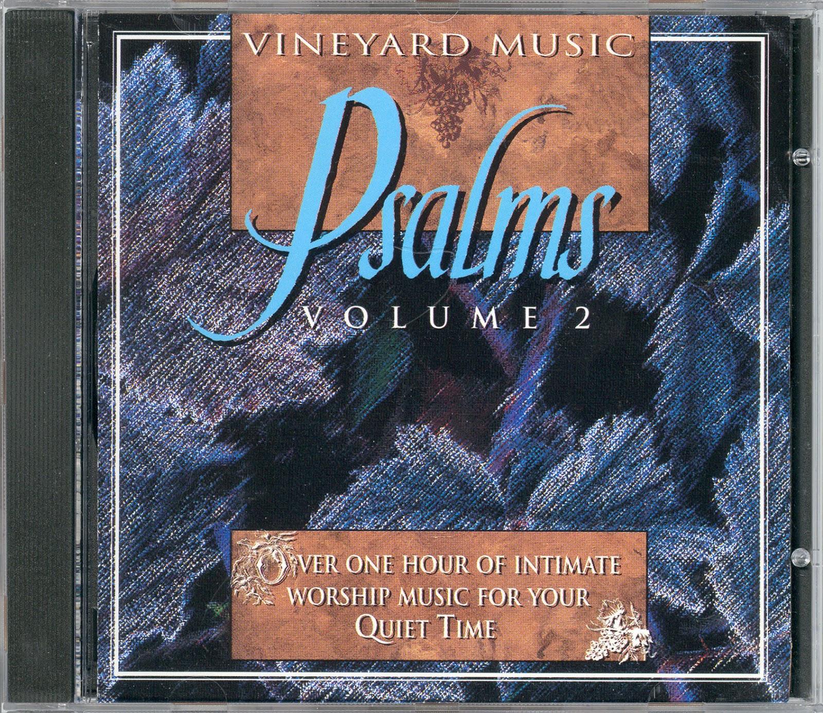 Vineyard Music-Psalms-Vol 2-