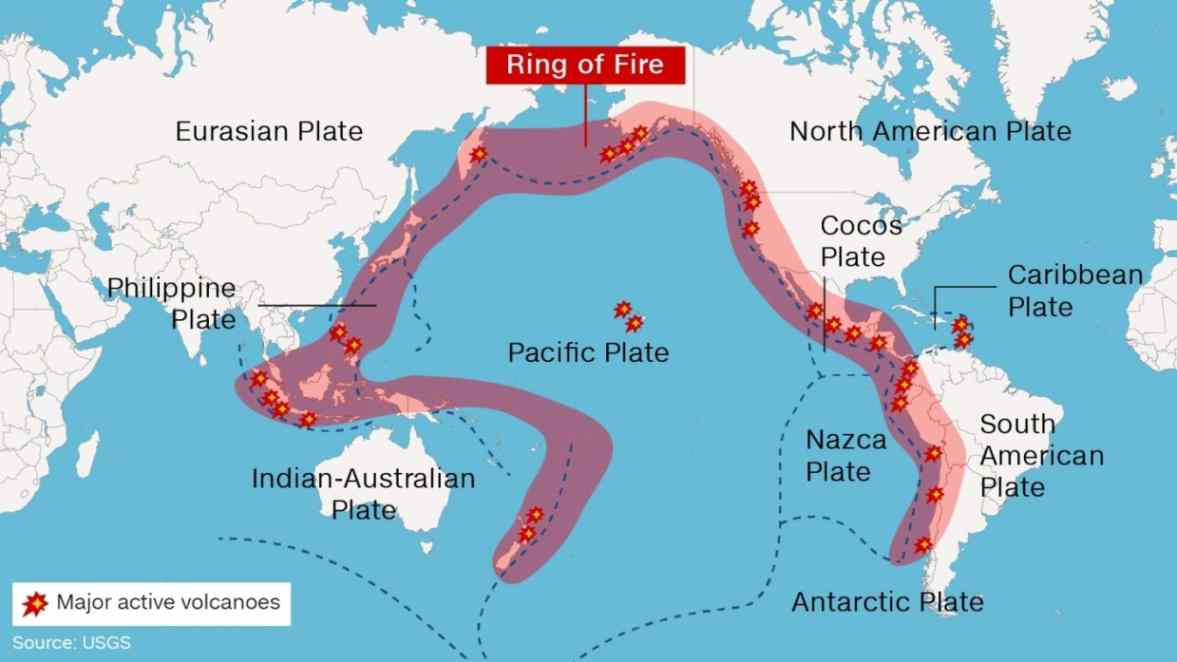 historically active volcanoes in alaska a quick reference usgs map showing locations of volcanoes of alaska and the volcanoes that are monitored by the
